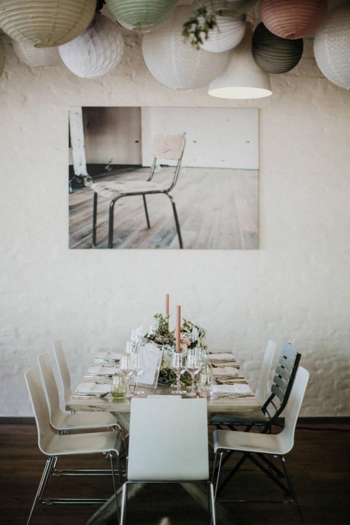 Hochzeitsfotografie im großen Garten und Elements DELI Restaurant