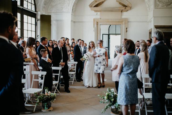 Hochzeitsfotografie Im Grossen Garten Und Elements Deli Restaurant