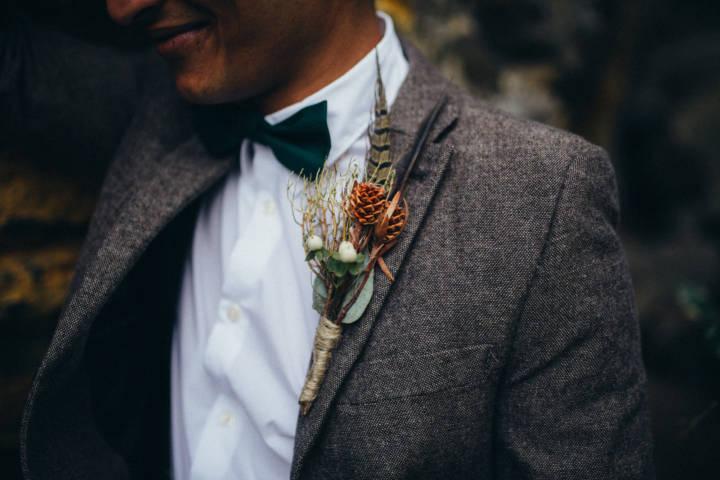 Trendshooting in der sächsischen Schweiz - moderne Hochzeitsfotografie Sachsen