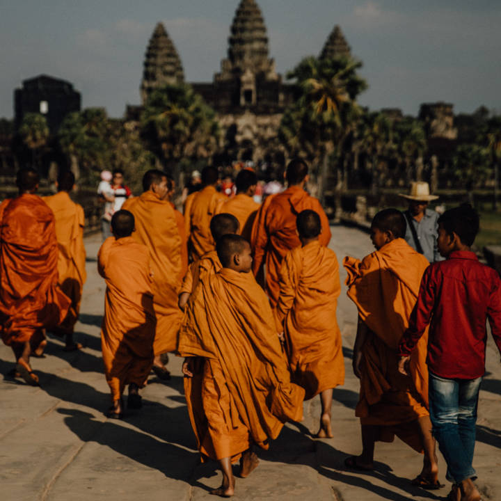 Bilderreportage Vietnam / Kambodscha / Thailand