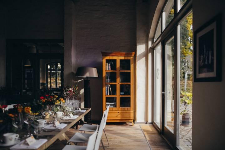 Hochzeit auf Schloss Albrechtsberg und im Elements DELI & Restaurant