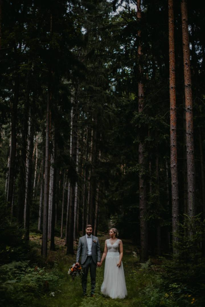 Hochzeitsfotograf Dresden auf dem Rittergut Positz