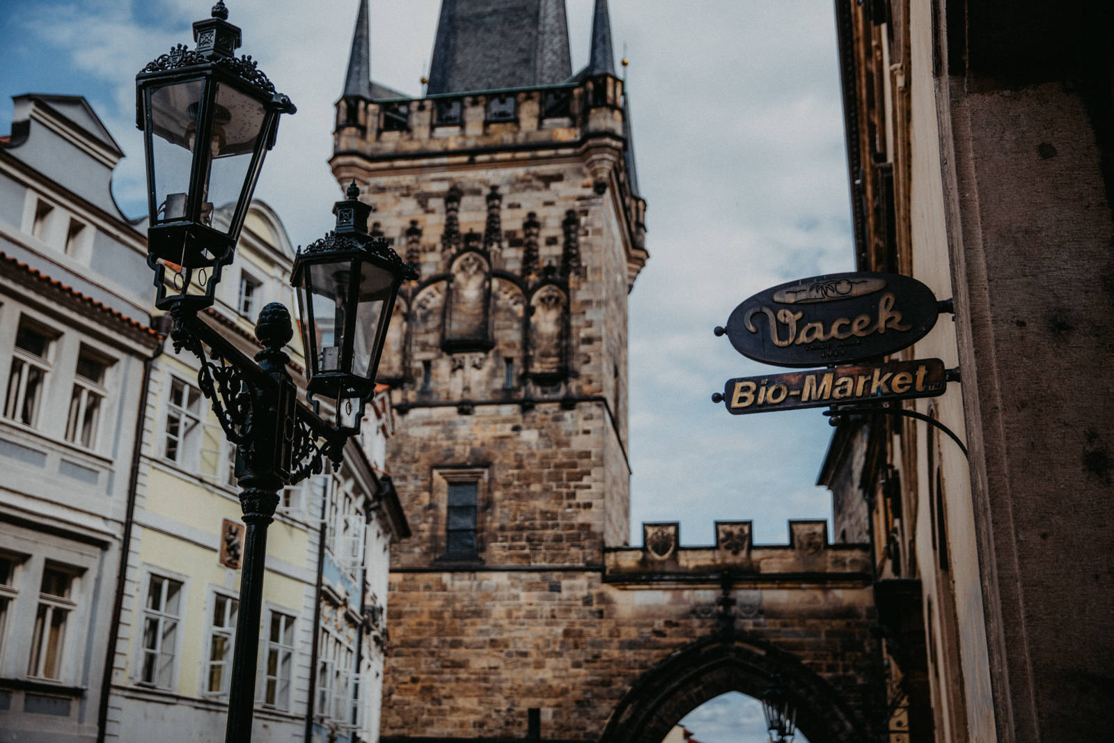 Zum Frühstück nach Prag, von Dresden nur ein Katzensprung entfernt
