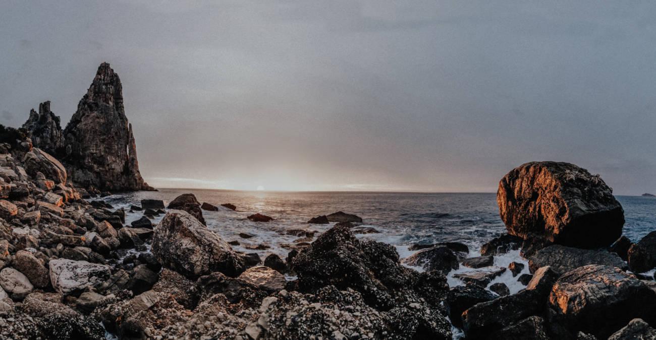 Reisebericht / Sardinien - Entlang der Ost- und Südküste sowie Gebirge