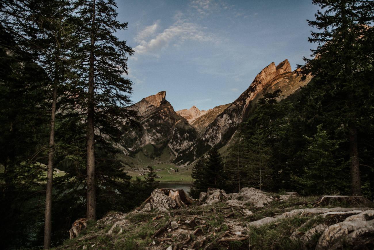 Reisebericht / wandern im Appenzellerland - Schweiz