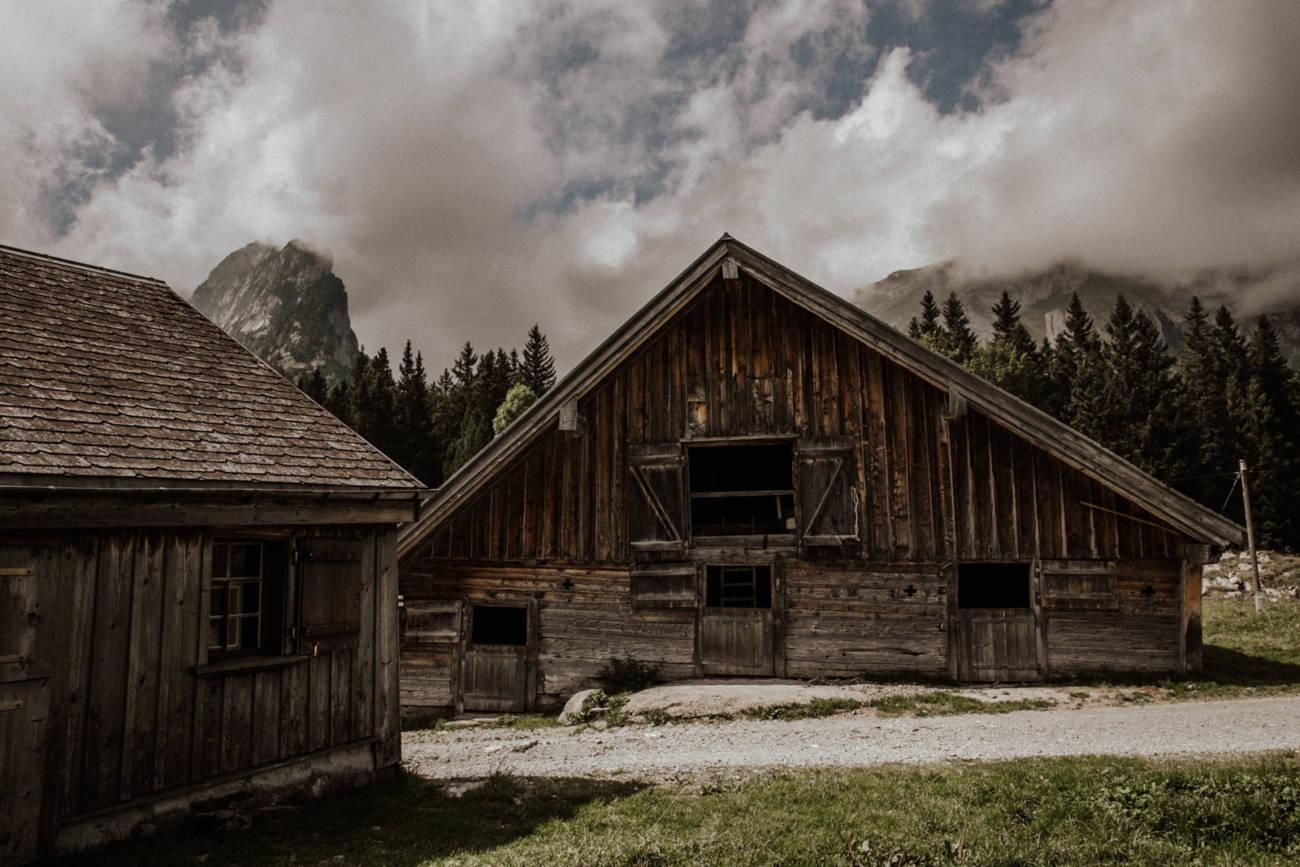 Reisebericht / wandern im Appenzeller Land - Schweiz