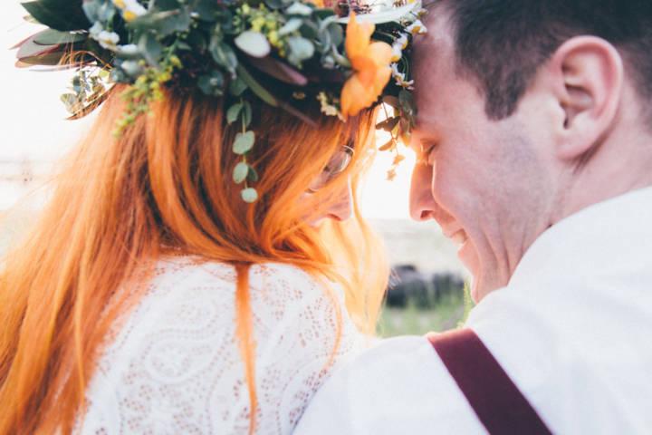 Hochzeits-Shooting an der Talsperre Bautzen - sächsischen Oberlausitz