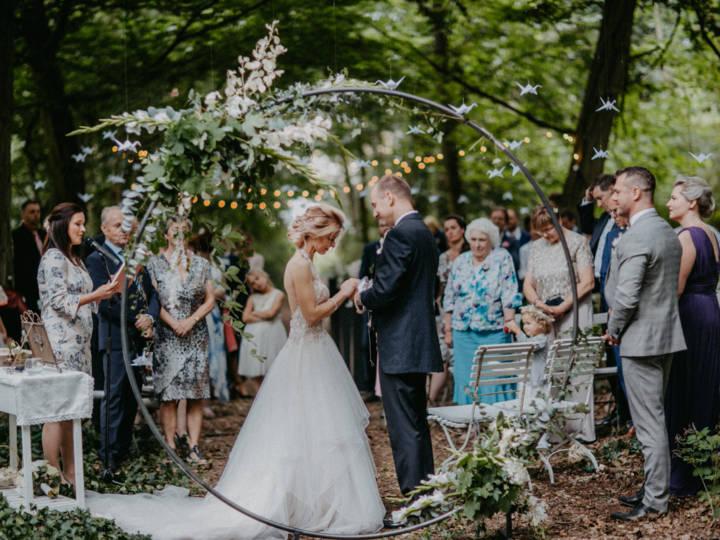 Als Hochzeitsfotograf auf Schloss Stülpe in der nähe von Berlin