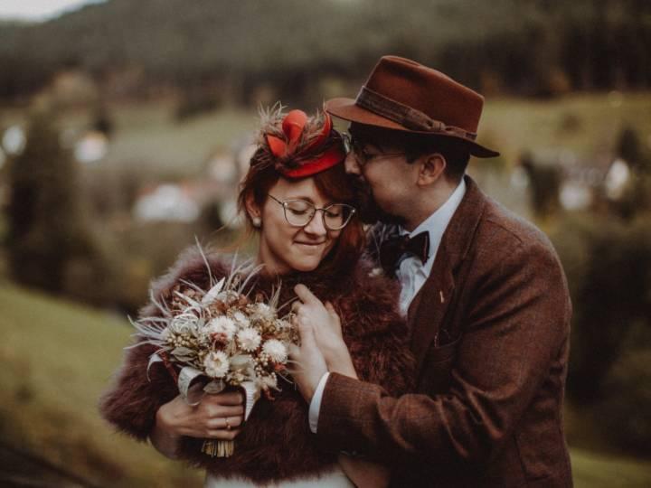 Hochzeitsfotograf aus Dresden im Morlokhof im Schwarzwald